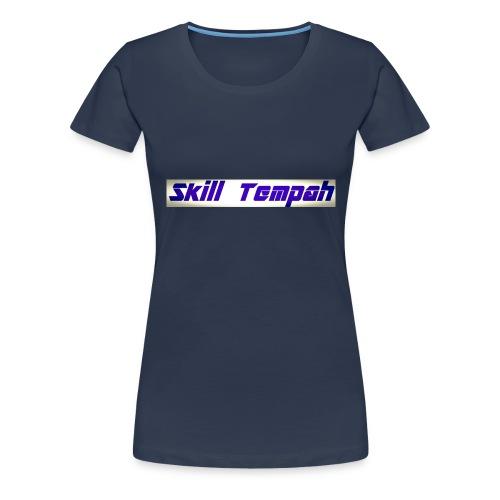 skill tempah hoodie - Women's Premium T-Shirt