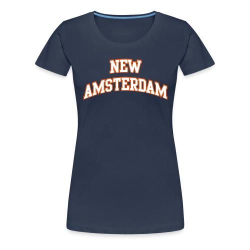 New Amsterdam - Vrouwen Premium T-shirt