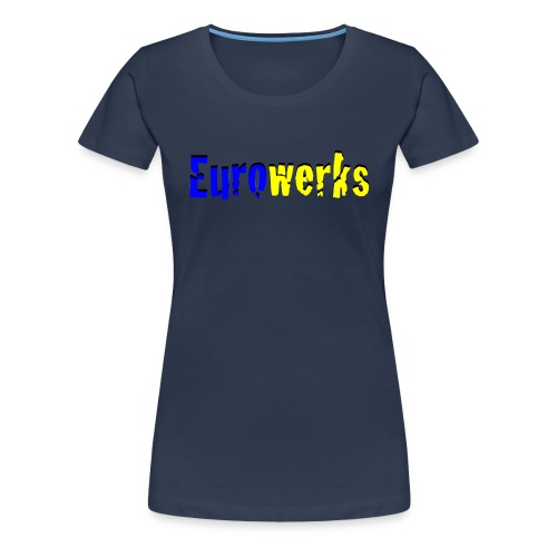 Iconic Logo - Women's Premium T-Shirt