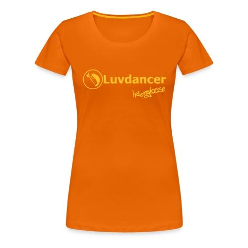 luvdancer - Frauen Premium T-Shirt
