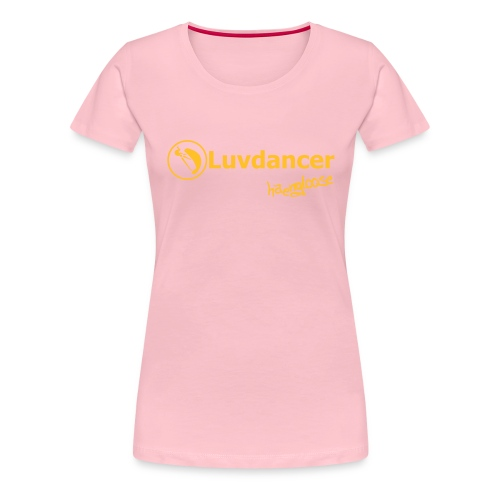 luvdancer - Frauen Premium T-Shirt