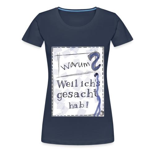 mk jpg - Frauen Premium T-Shirt