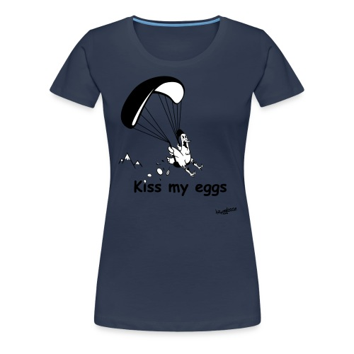 ThermalChick_Kiss - Frauen Premium T-Shirt