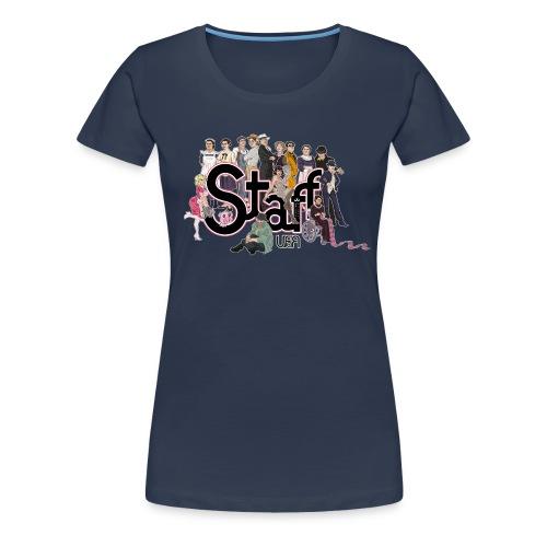 Camiseta Staff - Camiseta premium mujer