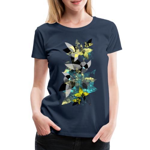 Geofoliage - Women's Premium T-Shirt