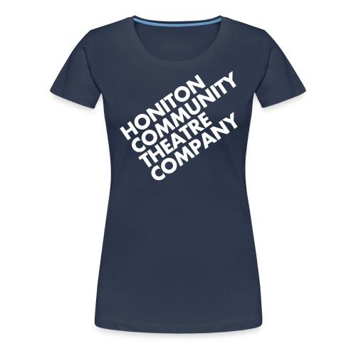 HCTC Logo png - Women's Premium T-Shirt