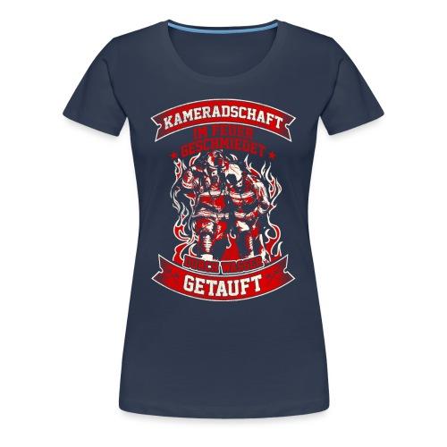 Feuerwehr Kameradschaft 2 - Frauen Premium T-Shirt