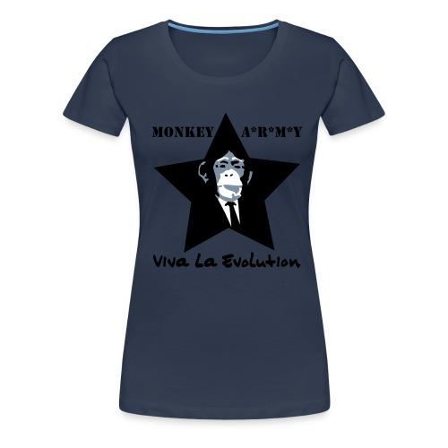 viva1 - Women's Premium T-Shirt