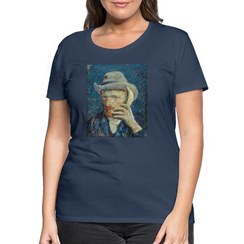 Van Gogh - Women's Premium T-Shirt