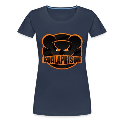 Koala Prison Logo - Women's Premium T-Shirt