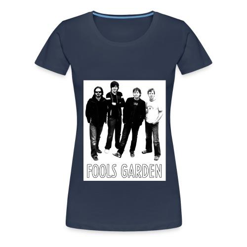 figuren - Frauen Premium T-Shirt