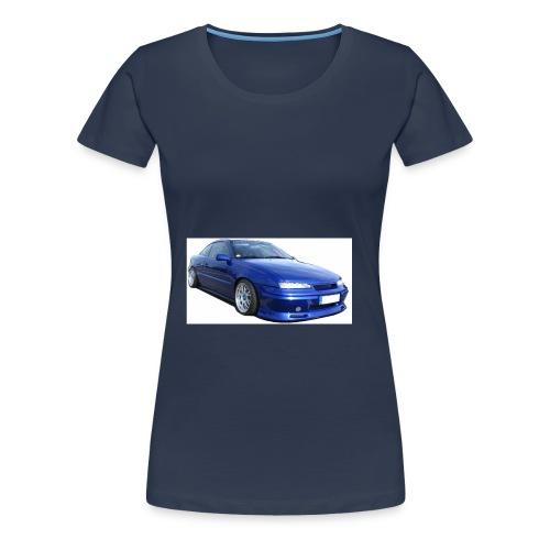 calibra tsw hockenheim c - Frauen Premium T-Shirt