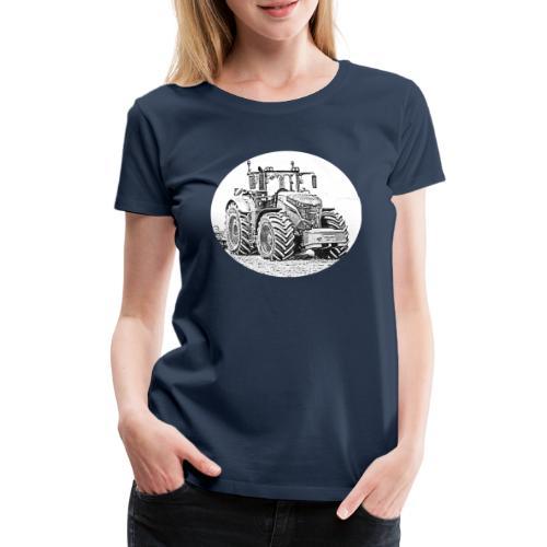Ackergigant - Frauen Premium T-Shirt