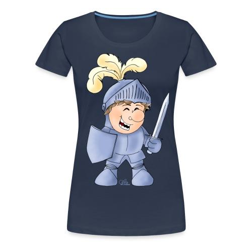 Ritterchen - Frauen Premium T-Shirt