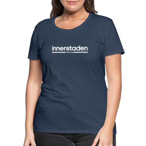 Innerstaden - Linköping - Premium-T-shirt dam
