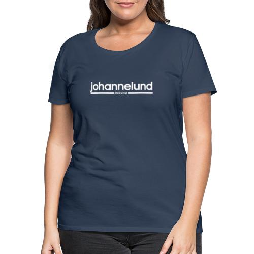 Johannelund - Linköping - Premium-T-shirt dam