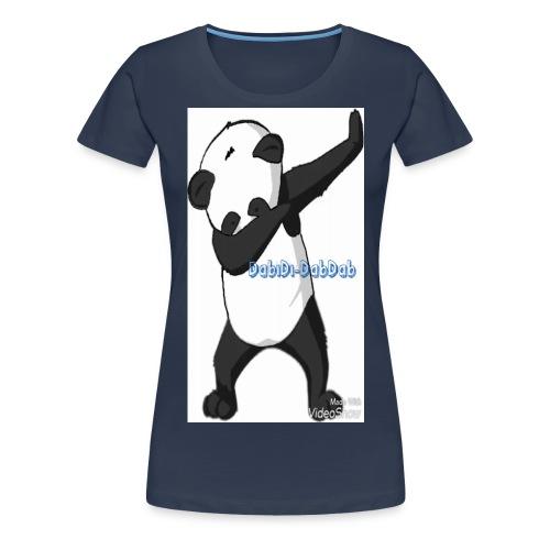 DabiDi-DabDab - Frauen Premium T-Shirt