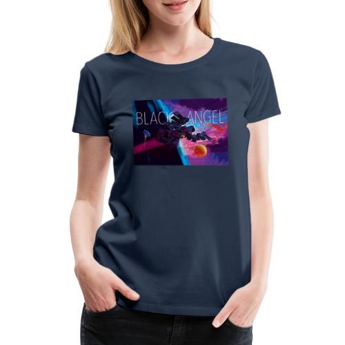 BLACK ANGEL COVER ART - T-shirt Premium Femme