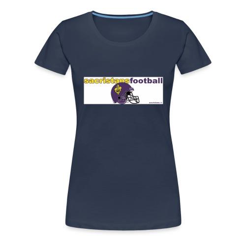 sacristans motiv 4 - Frauen Premium T-Shirt