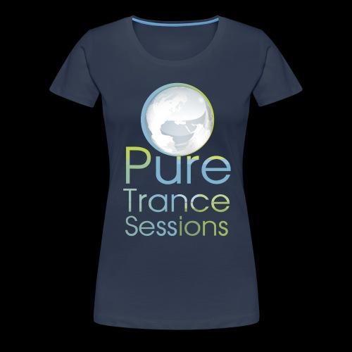 PTS logo new15 beeldmerkS png - Women's Premium T-Shirt