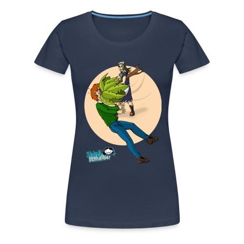 Facepalm - Frauen Premium T-Shirt