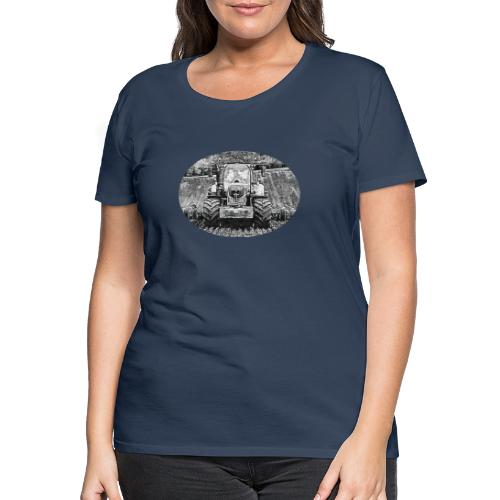Ackerschlepper - Frauen Premium T-Shirt