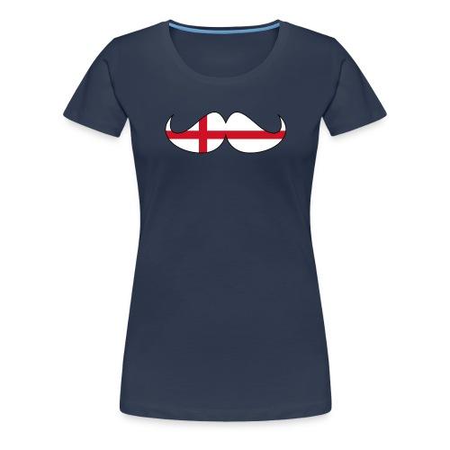 EM Shirt Damen England - Frauen Premium T-Shirt