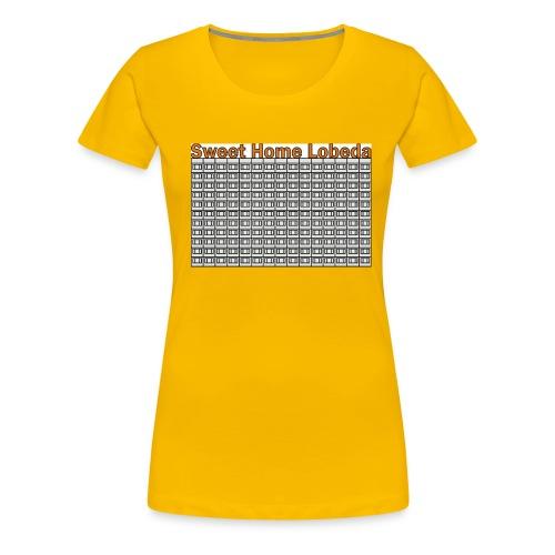 lobeda - Frauen Premium T-Shirt