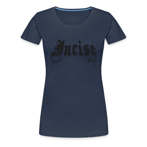 incise - T-shirt Premium Femme