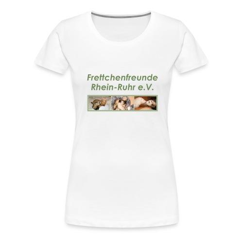 ffrr bildleiste - Frauen Premium T-Shirt