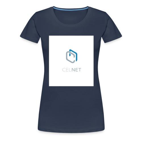 CELNET - T-shirt Premium Femme