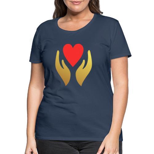 Our Sacred Hearts - Women's Premium T-Shirt