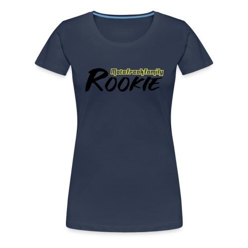 MFF Rookie - Frauen Premium T-Shirt