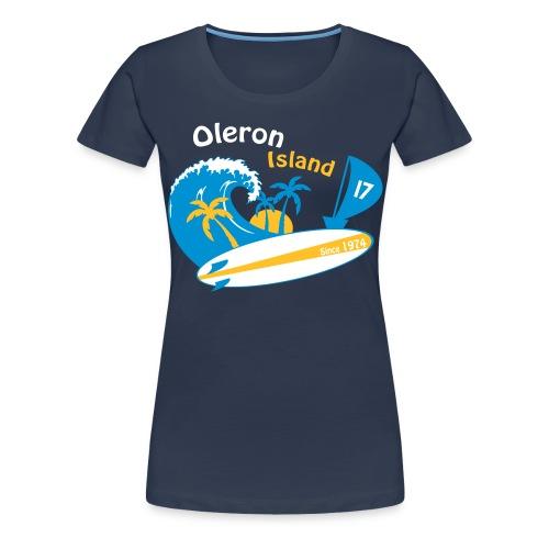 Ile d'Oléron - T-shirt Premium Femme