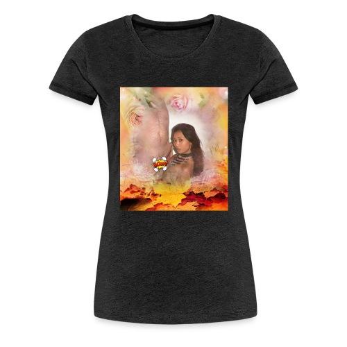 Herbstsinfonie - Frauen Premium T-Shirt