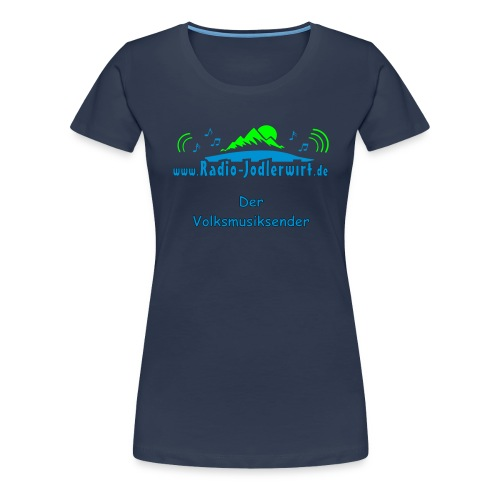 rjwshirt - Frauen Premium T-Shirt
