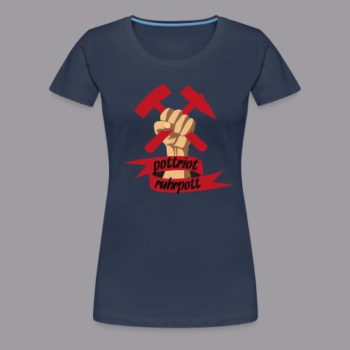 Pottriot - Frauen Premium T-Shirt