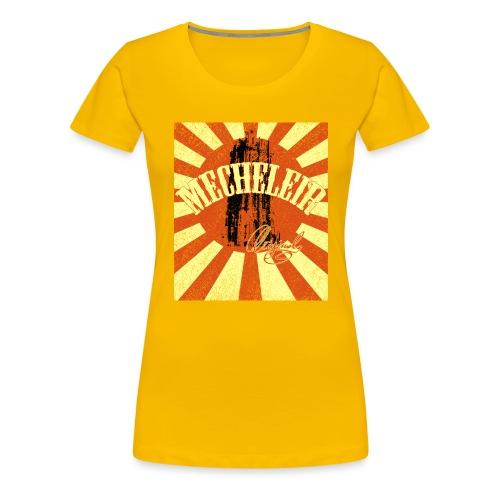 MecheleirOriginal5a - Vrouwen Premium T-shirt