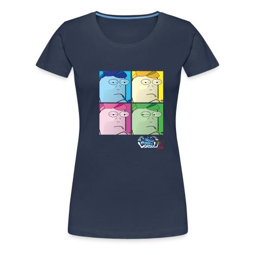 Commissario Warhol - Maglietta Premium da donna