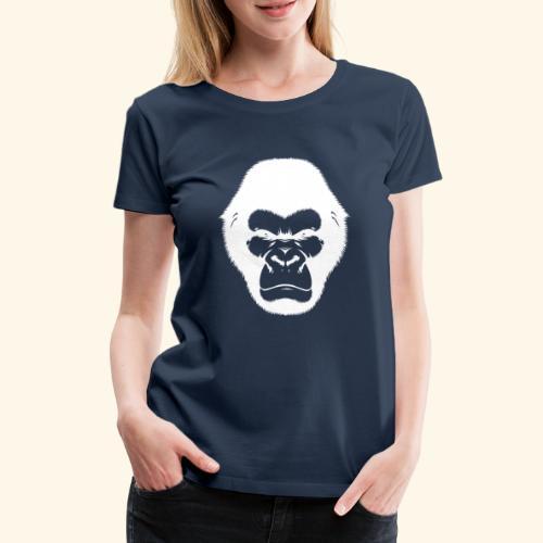 Gorille - T-shirt Premium Femme