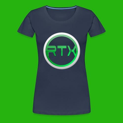 Logo Mug - Women's Premium T-Shirt