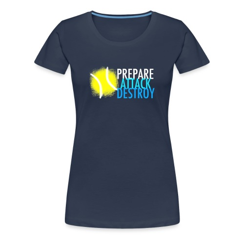 PADdruck gif - Frauen Premium T-Shirt
