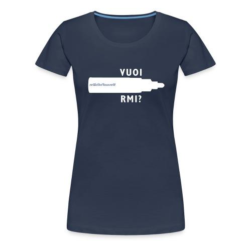 rmi - Maglietta Premium da donna