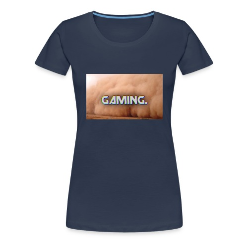 GamingDust LOGO - Women's Premium T-Shirt