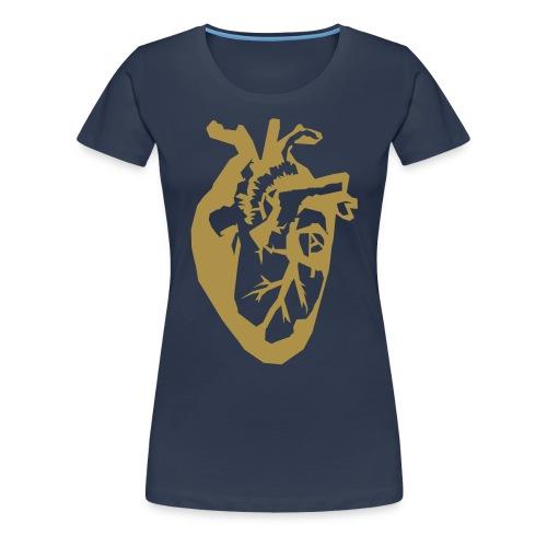 AD Big Heart - Koszulka damska Premium