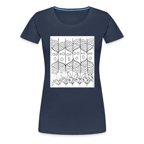 lachoraletetarbre - T-shirt Premium Femme