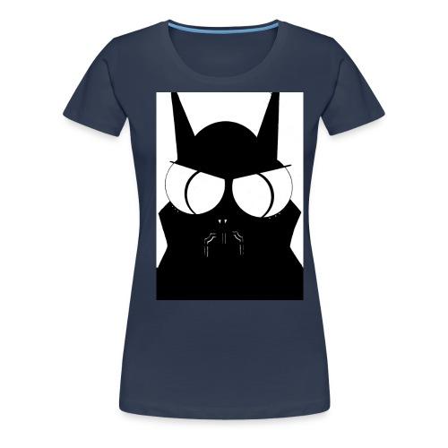 owls do not teleport - Women's Premium T-Shirt