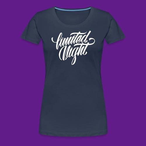 Laura range - Grey - Women's Premium T-Shirt
