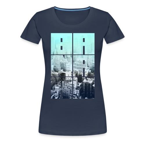 BANAAN 05 - Vrouwen Premium T-shirt