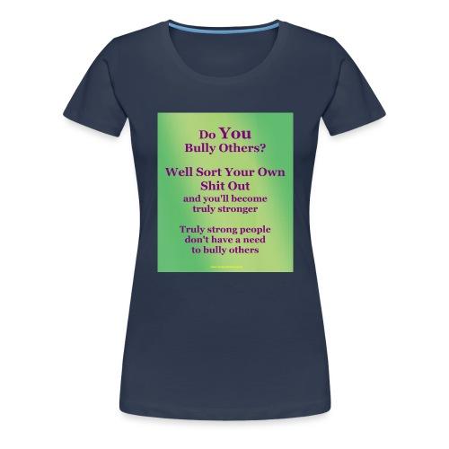 truly-strong_t-pnk - Women's Premium T-Shirt